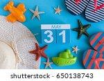 May 31st. Image Of May 31...