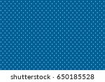 rain drops on blue background.... | Shutterstock .eps vector #650185528