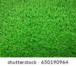 abstract green grass background | Shutterstock . vector #650190964