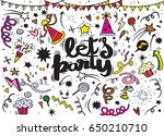 vector illustration of... | Shutterstock .eps vector #650210710