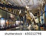 24 march 2017  vienna  museum... | Shutterstock . vector #650212798