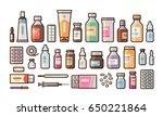 Pharmacy  Medication  Bottles ...