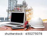 engineering industry concept in ... | Shutterstock . vector #650275078