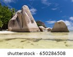 travel  seascape and nature... | Shutterstock . vector #650286508