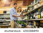 sale  consumerism  alcohol and... | Shutterstock . vector #650288890
