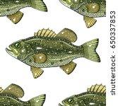 Largemouth Bass Pattern