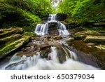 Tuscarora Falls  At Ricketts...