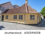 odense denmark hc andersen... | Shutterstock . vector #650394058