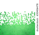 Abstract Vector Square Pixel...