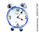 watercolor illustration of...   Shutterstock . vector #650421769