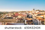 view of carloforte  place... | Shutterstock . vector #650432434