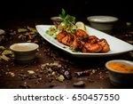 indian food | Shutterstock . vector #650457550