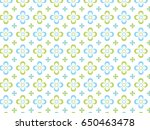 a seamless pattern of simple...