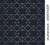 silver texture. seamless... | Shutterstock .eps vector #650476309