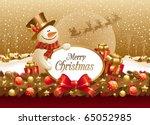 Vector Christmas Illustration...