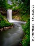 recent rains result in an...   Shutterstock . vector #650560723