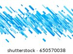 blue abstract background on... | Shutterstock .eps vector #650570038