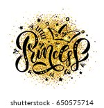 vector illustration of little... | Shutterstock .eps vector #650575714