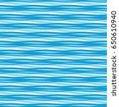 sea waves pattern. ripple water ... | Shutterstock .eps vector #650610940
