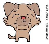 cartoon dog | Shutterstock .eps vector #650641246