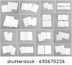 identity design  corporate... | Shutterstock . vector #650670226