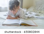 indoor portrait of young... | Shutterstock . vector #650802844