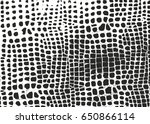 distressed overlay texture of... | Shutterstock .eps vector #650866114