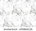 distressed overlay texture of... | Shutterstock .eps vector #650866126
