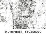 distressed overlay texture of... | Shutterstock .eps vector #650868010