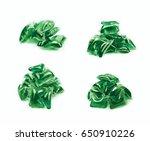 pile of multiple washing pod... | Shutterstock . vector #650910226
