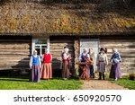 latvia  latgale  may 24  2017....   Shutterstock . vector #650920570