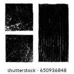 vector grunge squares.grunge... | Shutterstock .eps vector #650936848