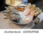 Fresh Seafood. Seafood Is Any...