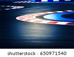 track competition  detail of a...   Shutterstock . vector #650971540