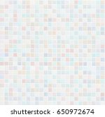 pastel colored ceramic tile... | Shutterstock . vector #650972674