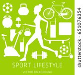 concept of sport lifestyle