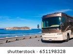 oregon coast  usa   september 3 ... | Shutterstock . vector #651198328