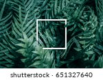 square frame  creative layout... | Shutterstock . vector #651327640