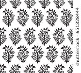 seamless textile pattern | Shutterstock .eps vector #651328444