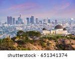 Los Angeles  California  Usa...