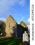 The Ruins Of The Friary In...