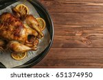Homemade Baked Chicken With...