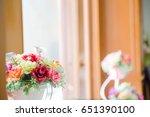 flower bouquet | Shutterstock . vector #651390100