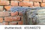 works under construction. | Shutterstock . vector #651460273