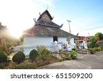 Wat Ton Laeng Pua Nan Provine...