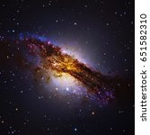 Centaurus A Or Ngc 5128 Is A...