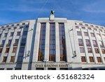 prague czech republic   may 10... | Shutterstock . vector #651682324