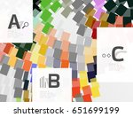 abstract geometrical texture...   Shutterstock .eps vector #651699199