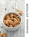 Roasted Almonds With Rosemary...