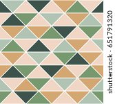 abstract seamless pattern with... | Shutterstock .eps vector #651791320